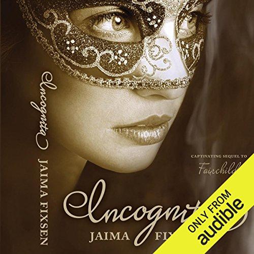 Incognita audiobook cover art