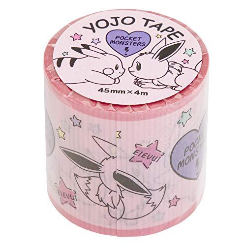 ショウワノート ポケモン 養生テープ YOJOTAPE D柄 685729004