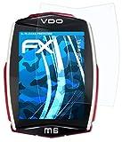 atFoliX Lámina Protectora de Pantalla Compatible con VDO M6 WL...