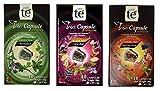 30 Nespresso Original Line Compatible Tea Pods - Origen Tea Variety Pack: Marrakech Green Tea, Forest Fruit Tea, Chai Spiced Tea (1 box each / 10 pods per box)