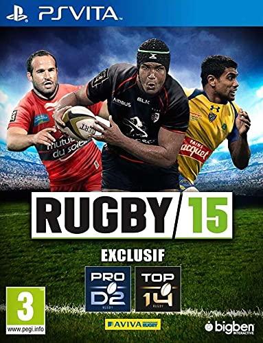 Unbekannt Rugby 15