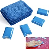 ♦[Complete Clay Bar Kit] Includes 4 Pack clay bars auto detailing and 1 Pack towel and can be dried directly after using the clay bar. All products are packed in plastic boxes for easy storage. ♦[High-Quality Materials] Car clay bar made of high qual...