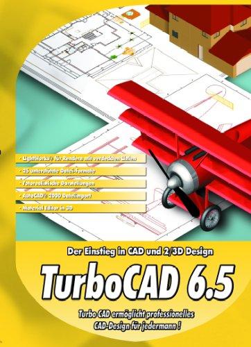 TurboCAD 6.5 und FloorPlan 3D