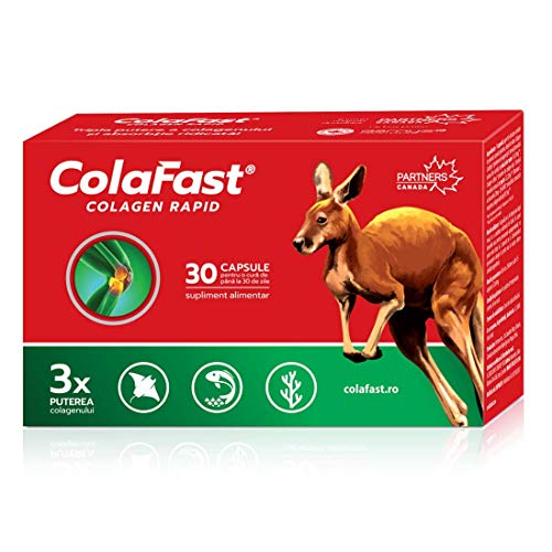 Colafast Colagen Rapid, Good Days Therapy, 30cps | experttraining.ro