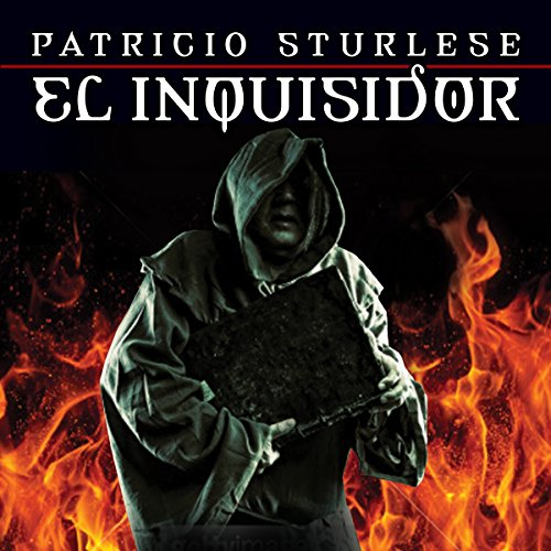 El inquisidor [The Inquisitor] audiobook cover art