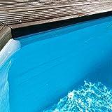 EDENEA Liner de Rechange pour Piscine Hors-Sol D 460 H 122-132