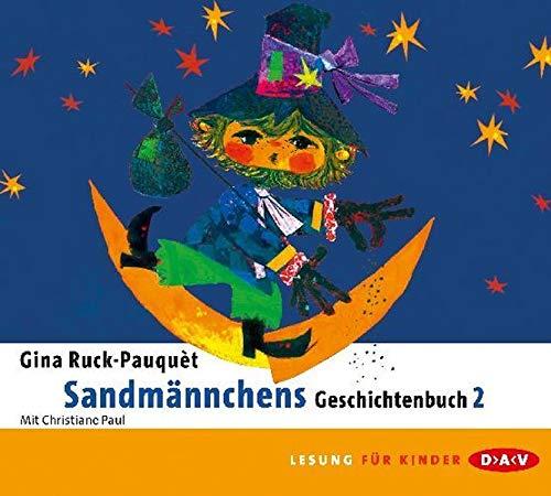 Sandmännchens Geschichtenbuch 2, Audio-CD