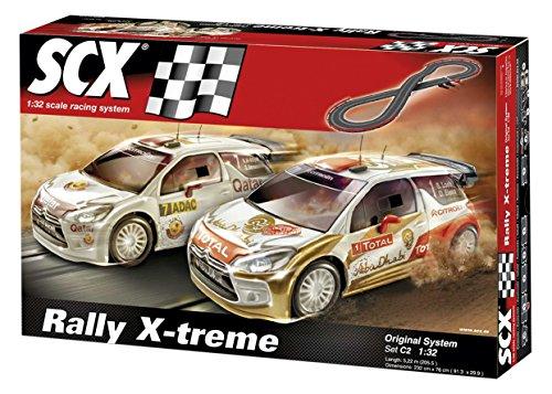 SCX A10162X500 Circuito C2 Rally X-Treme