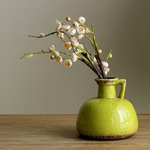 LLPXCC künstliche Blume Kreativ Einrichtungsgegenstände Esstisch ein Wohnzimmer eine moderne einfache europäischen Stil dekorative Blumen Kunsthandwerk Japanisch Hallenbad EIN