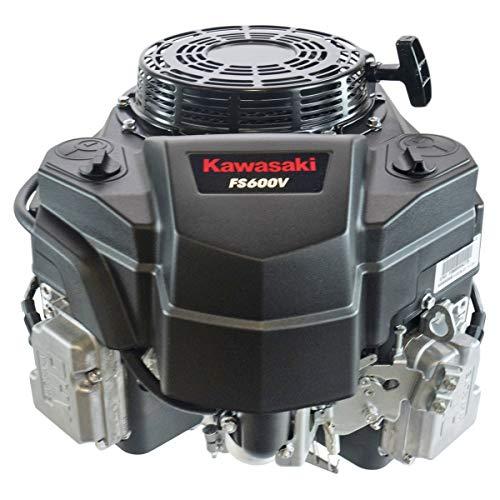 Kawasaki FS600V-S01 18.5hp FS Series, Vertical 1' x3-5/32 Shaft, Fuel Pump, Recoil Start, OHV, CIS, 13 Amp Alternator, Engine