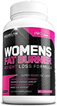 Natural Fat Burner Diet Pills for Women | Weight Loss Pills and Appetite Suppressant | Lose Weight and Boost Energy | 30-Day Formula for a Fitter, Healthier Body | 60 Capsules