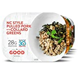 The Good Kitchen Healthy Fully Prepared Frozen Meals Variety Pack | Paleo, Whole30, Gluten-Free Individual Meals | 11 Ounce (Pack of 5)