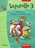 ISBN zu Leporello SprachLesebuch - Ausgabe Bayern: Schülerband 3