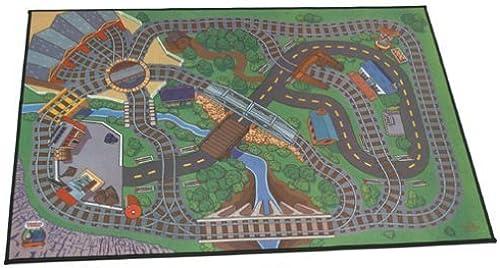 artículos de promoción Thomas And Friends Wooden Railway - Felt Playmat by by by Learning Curve  grandes precios de descuento