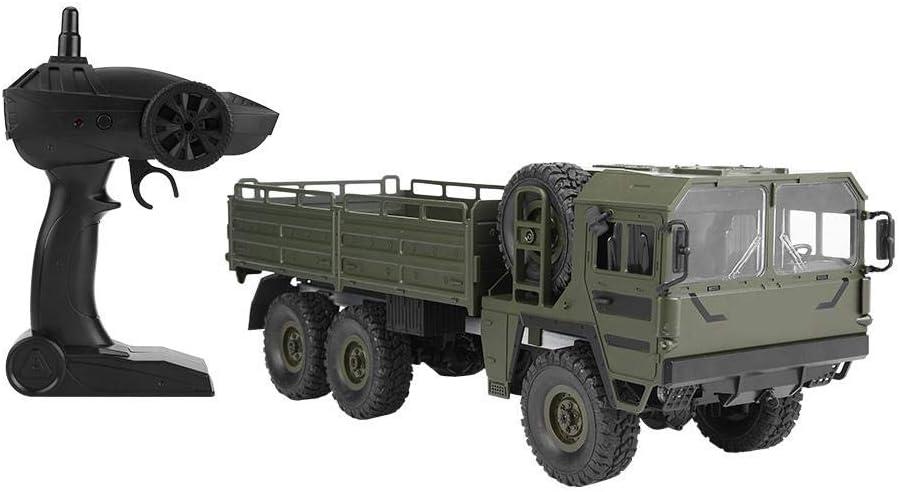 Alomejor JJRC 大好評です Q64 1:16 RC (人気激安) 6WD Toy Transporter Simulation Rem Car