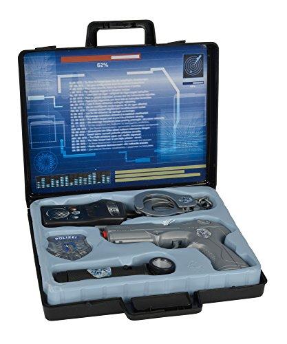 Simba 108108525 - Polizei Ausrüstung im Koffer