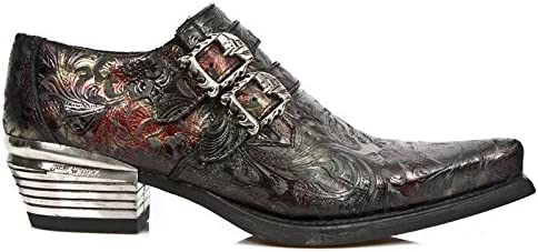 New Rock Men's Loafers