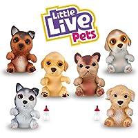 Famosa Little Live Pets- OMG Cachorro Interactivo Blandito, 6 Modelos para Coleccionar, Envío Aleatorio 700015739