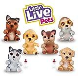 Famosa Little Live Pets- OMG Cachorro Interactivo Blandito, 6 Modelos...