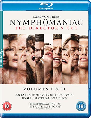 Nymphomaniac Volumes I & II Directors Cut [DVD] [Reino Unido] [Blu-ray]