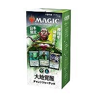 ウィザーズ・オブ・ザ・コースト MTG マジック:ザ・ギャザリング 日本限定チャレンジャーデッキ 大地覚醒 日本語版