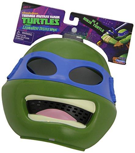 Tortugas Ninja - Máscara deluxe Leonardo (Giochi Preziosi