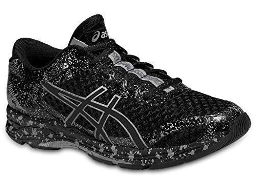 ASICS Zapatillas de running Gel-Noosa Tri 11 para mujer, negro (Negro/Negro/Carbón), 40 EU