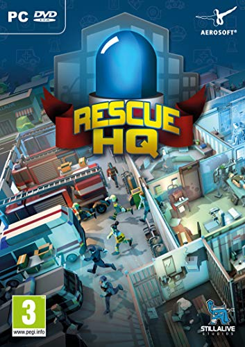 Rescue Hq - The Tycoon Pc- Pc