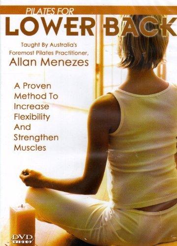Pilates for Lower Back (Instructional) (Slim Case)