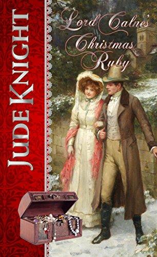 Lord Calne's Christmas Ruby (English Edition)