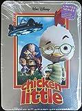 Chicken Little Limited Series Collectible Tin - Walt Disney