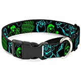 Dog Collar Martingale Monsters Inc Sully Mike...
