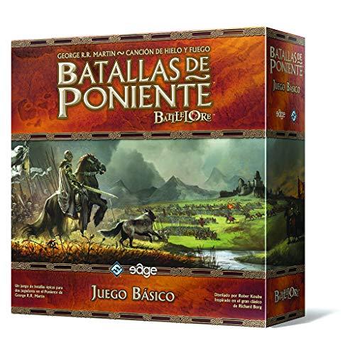 Edge Entertainment  Batallas De Poniente   Español (   EDGBW01)