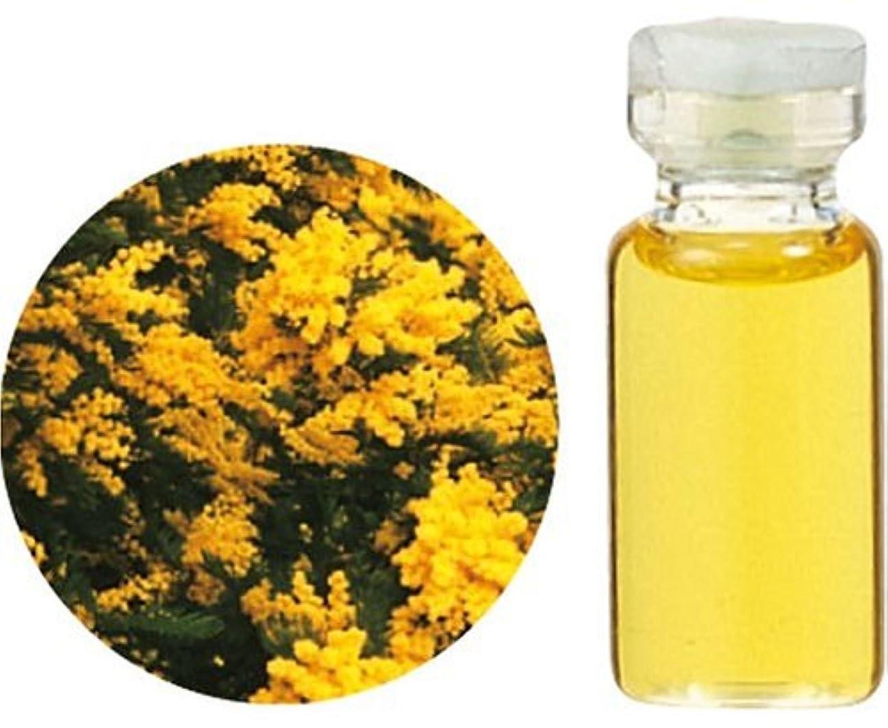 花瓶免疫するリダクター生活の木 C 花精油 ミモザ アブソリュート (25%希釈) エッセンシャルオイル 1ml