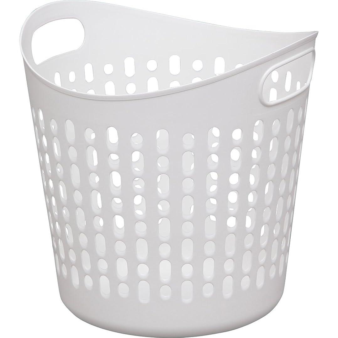 勢いどれでもではごきげんようアイリスオーヤマ バスケット ソフト L ピュアホワイト SBK-460