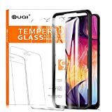 Kugi. Protetor de Tela de vidro temperado para Samsung Galaxy A50, protetor de tela [9H Dureza] Adequado para Samsung Galaxy A50 (2 Pieces)
