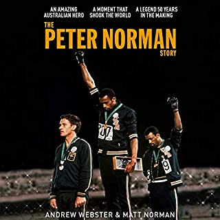 The Peter Norman Story cover art