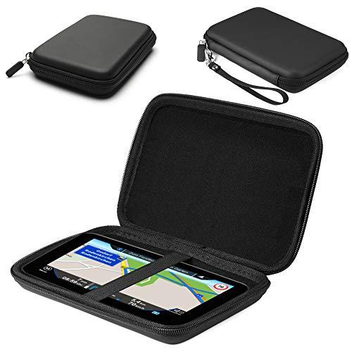 MOELECTRONIX 1A Navigation Tasche Navi Schutz Hülle Etui Case Cover passend für Goclever Drive Navio 2 740