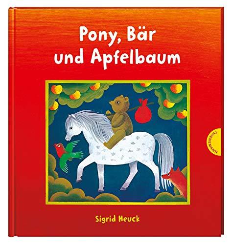 Kinderbuch 'Pony, Bär und Apfelbaum'