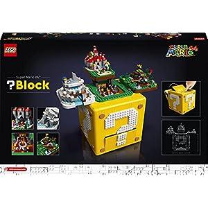 Amazon.co.jp - レゴ スーパーマリオ スーパーマリオ64 ハテナブロック 71395
