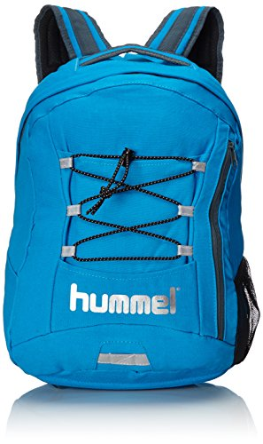 Hummel Unisex Rucksack Tech, methyl blue/dark slate, 46 x 34 x 16 cm, 25 liters, 40-963-8632