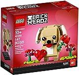 BrickHeadz Valentines Day Puppy in Love 40349 148 Pieces