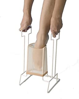 NRS Healthcare Sock and Hosiery Helper - Dressing Aid (Eligible for VAT Relief in The UK)