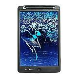 Tablets de Escritura LCD a Color Tablero de Dibujo eWriter 10 Pulgada Gráfica Pizarra Magica de Memo Pad Electrónico Escritura Digital Regalos para Niños Muchachos Chicas Juguetes 3-6 Años (Negro)