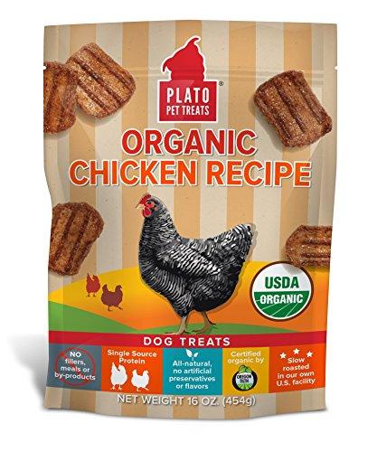 PLATO Organic Chicken, 16-Ounce