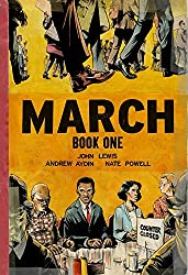 March trilogy by John Lewis