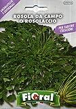 Sementi di piante aromatiche e officinali in bustina ad uso amatoriale (ROSOLA DA CAMPO O ...