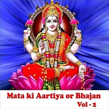 Maata Ki Aartiyan or Bhajan, Vol. 2