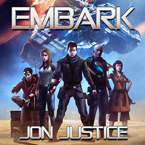 Embark cover art