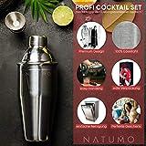 Zoom IMG-2 natumo set barman per cocktail